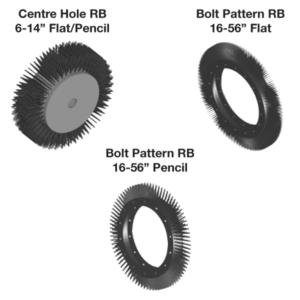 Circular-Flange-Brushes pipeline pig apache pipeline products